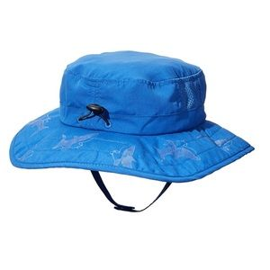 8f6aad9deb059 Sun Protection Zone Accessories - Sun Protection Zone Shark Baby Child  Safari Hat